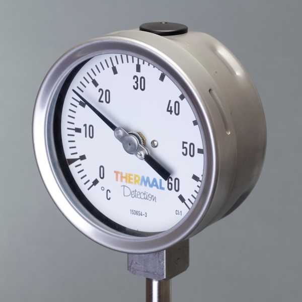 Bi-metal Dial Thermometer (BMI)