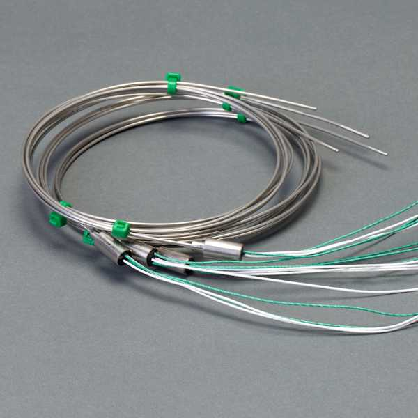 Mineral Insulated Thermocouple (MIT)