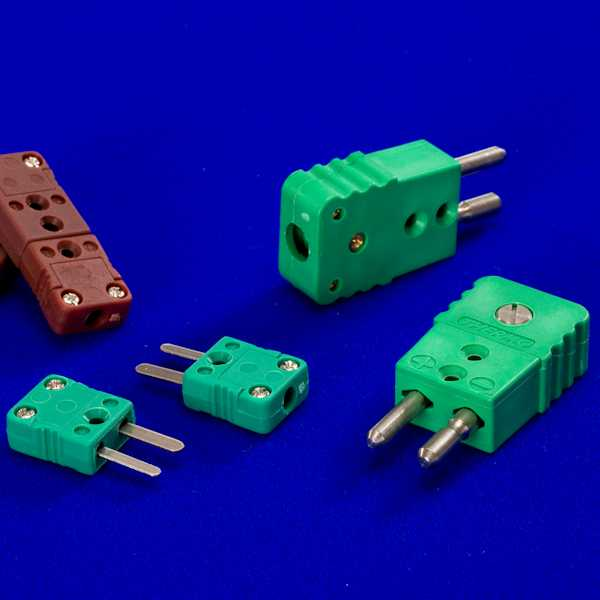 Standard Thermocouple Plugs & Sockets (SMC & SFC)