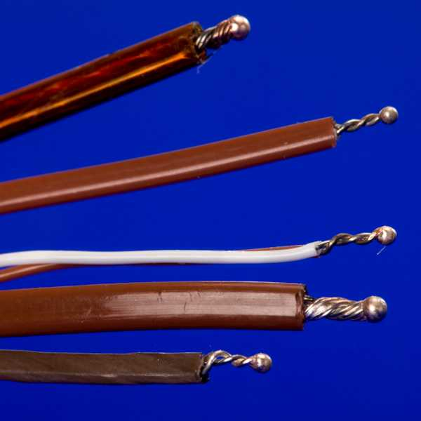 Welded Thermocouple Wire | Thermal Detection Welded Tip Thermocouple Wtt