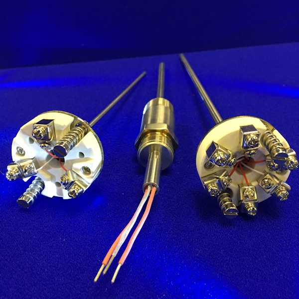 Spring-loaded Insert for Temperature Probes (SLI)