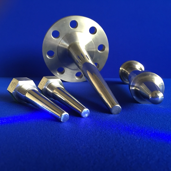 Solid Drilled Thermowells and Pockets (HTW)