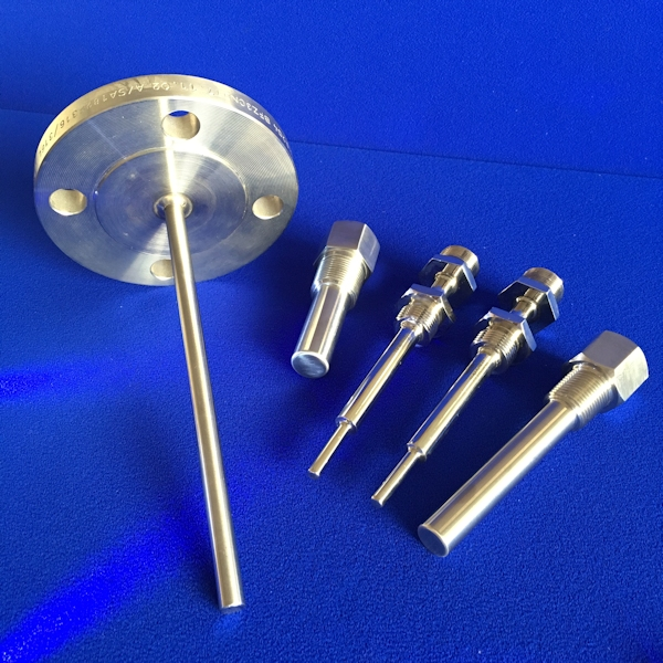 Fabricated Thermowells and Pockets (MTW)