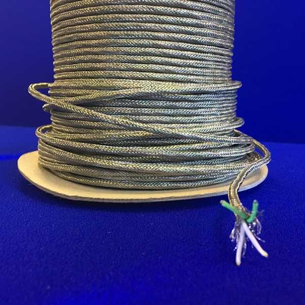 Thermocouple Extension Cable, Glass Fibre (TE-GF)