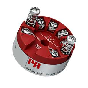 Transmitter (PR5337A) RTD or T/C input, HART® 5 or 7 selectable