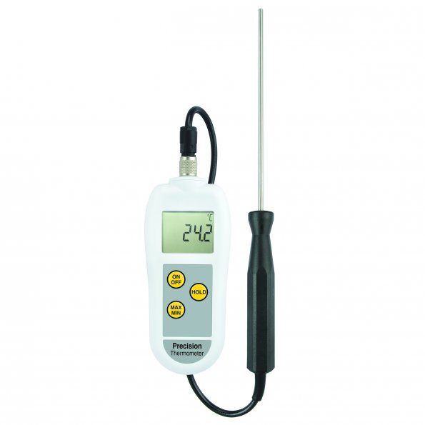 Hand Held Indicator for PT100's (HHIP) & (HHIP+)