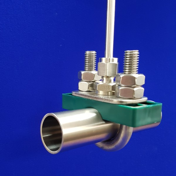 Pipe Clamp Surface Probe (PCUB)